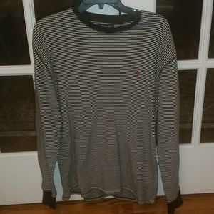 Polo Ralph Lauren stripe tee Large